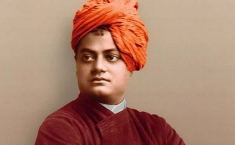 'Arise, awake, and stop not till the goal is reached' -Humble Tributes to Swami Vivekananda